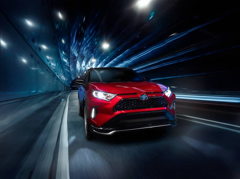 Toyota RAV4 Offers 13 Exciting Trim Levels for 2021 | Downtown Toyota | Toronto, ON